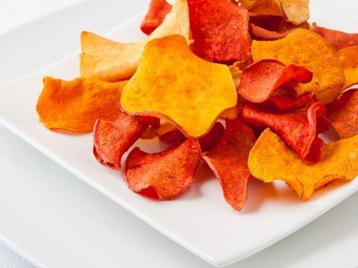 Chips - Chips fait maison au four ...